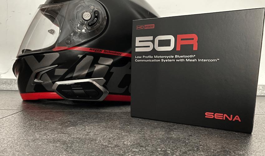 Sena 50R Test - Single- und Dual Pack